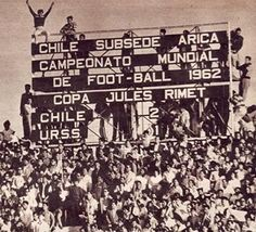 Chile vs URSS, Mundial de 1962 Fifa World Cup, History Facts, Old Pictures, Photo Wall, Photo And Video, Vacation, Stickers, Memes, Vintage