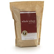 About 1 1/2 cups whole-wheat pastry flour, such as Whole Food's 365 Everyday Value