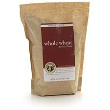 farine de blé entier pour pâtisseries / Whole wheat pastry flour
