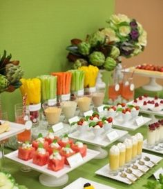 This healthy snack bar looks so pretty and so  appetizing - we love it!