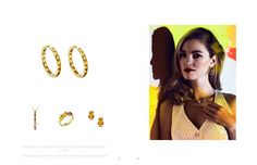 Daou Jewellery Look book page 14-15