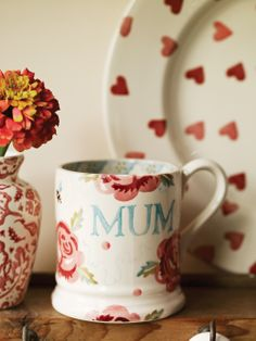 Who needs flowers or chocolates when you can give your mum something that will make her smile every time she puts the kettle on?