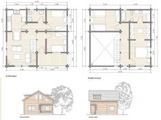 Como construir una casa de madera paso a paso Floor Plans, Diagram, Places, Pokemon, Sun, Google, Ideas, Cabanas, Activity Toys