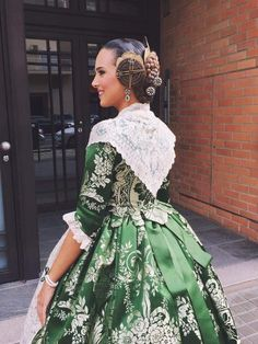 MARINA FMV 2019 Emerald City, Historical Clothing, Beautiful Dolls, 18th Century, Doll Clothes, Style Inspiration, Fashion Outfits, History, Hair Styles