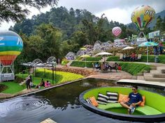Outdoor Restaurant Design, Farm Stay, Semarang, Travel Aesthetic, Beautiful Places To Visit, Backyard, Landscape, Architecture, Kyoto