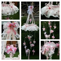 Handmade baby mobile. Handmade Baby, Carousel, Enchanted, House, Ideas, Haus, Thoughts, Carousels, Homes