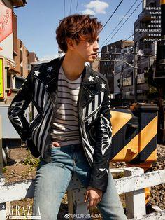 Bomber Jacket, Punk, Asia, Jackets, Style, Fashion, Stylus, La Mode, Fashion Illustrations