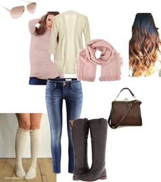 """""""I love boots!"""" by jenni-cade-horn on Polyvore"""
