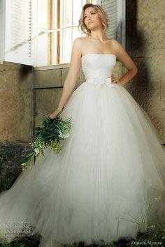 vestido de casamento saia tule - Pesquisa Google