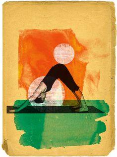 #Yoga art