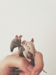 little beings | designed by alice