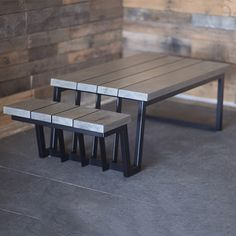 Partial Coffee Table