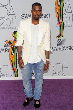 Kanye West Photo - 2011 CFDA Fashion Awards
