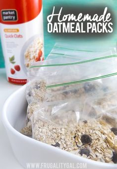 Vegetarian Meal Prep Ideas for Beginners - Vegetarian Meal Prep for the Week - Meal Prep Recipes for Beginners - Make Ahead Meals - Make Ahead Freezer Meals - Vegetarian Freezer Meals Make Ahead Vegetarian Meals - Freezer Cooking on a Budget Freezer Cooking, Freezer Meals, Cooking Recipes, Frugal Meals, Easy Meals, Budget Dinners, Cheap Dinners, Inexpensive Meals, Homemade Instant Oatmeal