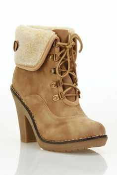 Bucco Manda Boots In Camel - Beyond the Rack