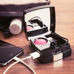 Blush Compact Portable Charger