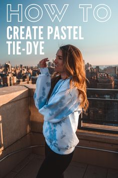 I have been obsessed with tie dye since last summer, and I've been testing out making my own tie dye! I started making tie dye because it was expensive to cont Tye Dye, Bleach Tie Dye, Rit Tie Dye, Bleach Pen, Shirt Diy, Diy Tie Dye Shirts, Diy Tie Dye Sweatshirt, Diy Tank, How To Tie Dye