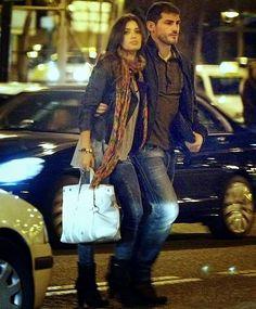 Iker Casillas e Sara Carbonero