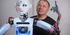 Byron ROBOTnew British closest to humans.....  video
