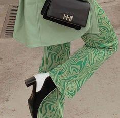 Pastell Fashion, Mode Pastel, Looks Style, My Style, Look Fashion, Fashion Outfits, Fashion 2020, Fashion Women, Fashion Tips