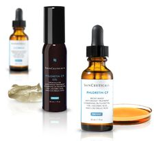 UV rays, infrared radiation, pollution, and lifestyle factors generate damaging free radicals that prematurely age skin. SkinCeuticals antioxidants provide advanced environmental protection and are clinically proven to improve the appearance of fine lines, wrinkles, and promote a naturally even skin tone by neutralizing free radicals!