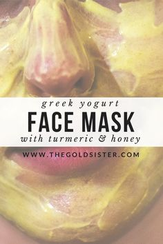 Cleansing homemade face mask that leaves your skin refreshed. Click through to read the ingredients >>