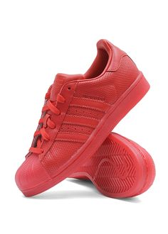 ADIDAS Superstar AdiColor Red - Animal Tracks Onlineshop