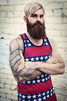 BEARDREVERED on TUMBLR | bearditorium:   Brandon