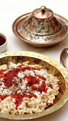 Prefer Delicate Substance For Child Blankets Crochet Newborn Blanket, Turkish Recipes, Ethnic Recipes, Pasta Recipes, Cooking Recipes, Turkey Country, Visit Turkey, Turkish Delight, Pasta Salad