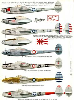 Board: Planes, Jets, and Helicopters Ww2 Aircraft, Fighter Aircraft, Military Aircraft, Military Jets, Fighter Jets, Lockheed P 38 Lightning, Plane Photos, Aviation World, Airplane Photography