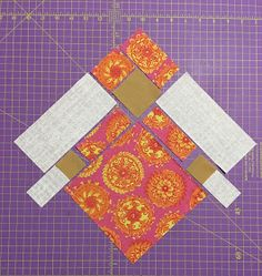 International Sister Block African Quilts Bargello