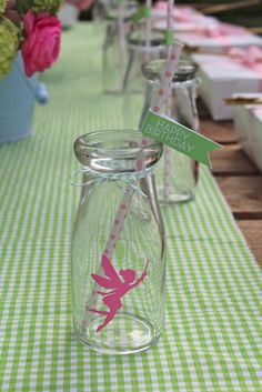 Fairy Birthday Party Ideas | Photo 6 of 61 | Catch My Party