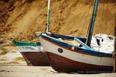 Botes pescadores - Perú