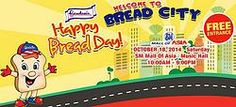 Happy Bread Day by Gardenia