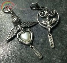 My angels and beads