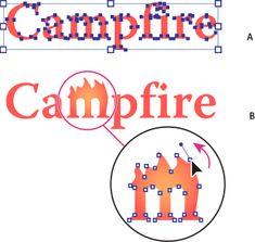 Adobe Illustrator * Formatting type