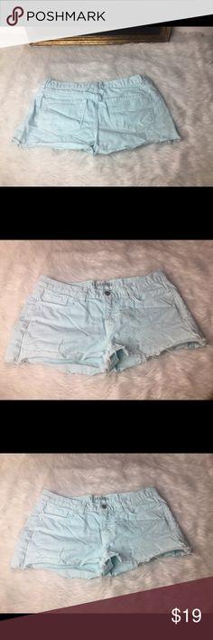 "J Brand Designer Shorts.  Sz 29 J Brand Designer Shorts.  Sz 29. Waist 15"". Inseam 1"". Rise 9"". In good shape. J Brand Shorts Jean Shorts"