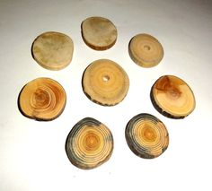 Jewelry making supplies findings. Natural wood for by plexeurope.deviantart.com…