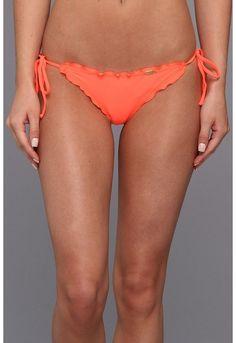 121685cbce3e0 Luli Fama Cosita Buena Wavey Brazilian Tie Side Ruched Back Bikini Bottom