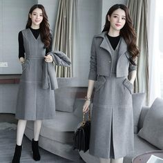 Dress Suit female business office dress suit DD1768 S