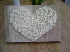 steigerhout met hart, ook gaaf!!!