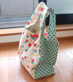 Fabric grocery bags to make.