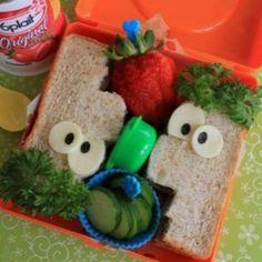 Ferb sandwiches.