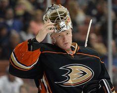 Frederik Andersen, Anaheim Ducks