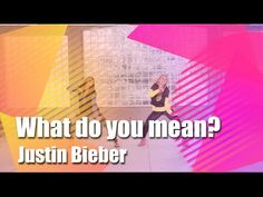 """Justin Bieber- """"What do you mean? 15 sec. Zumba Toning, Cardio Dance, What Do You Mean, Zumba Fitness, Challenge Accepted, Justin Bieber, How To Stay Healthy, Zumba Workouts, Challenges"""