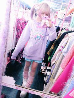 ☆彡 Fairy Kei ☆彡 Decora ~ Kawaii fashion ~ j fashion ~ harajuku ~ gyaru ~ fairy kei ~ lolita fashion ~ lolita ~ pastel goth