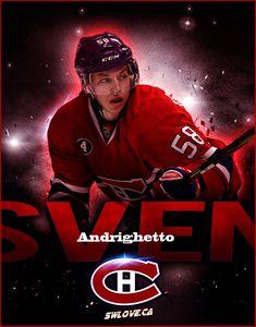 Sven Andrighetto Montreal Canadiens, Hockey Players, Sports, Sport