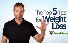 Here Top five weight loss tips for you. Don't forget to visit our website. #Weight_loss #Top_five