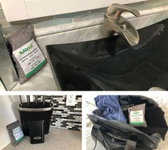 weekend Natural Charcoal, Laundry Room Doors, Car Smell, Odor Remover, Trash Bag, Break Room, Master Closet, Mold And Mildew, Air Purifier