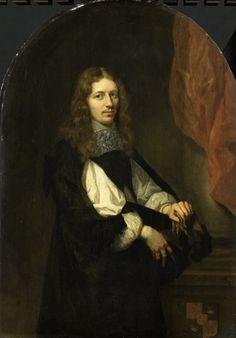 Caspar Netscher - Pieter de Graeff (1638-1707), heer van Zuid-Polsbroek, Purmerland en Ilpendam, Schepen van Amsterdam